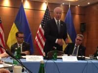 Байден заверил Украину в финансовой поддержке со стороны США