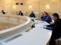 В Минске продолжились какие-то очередные переговоры