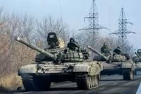 Разведка обнаружила «отведенные» танки боевиков возле линии разграничения