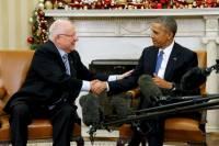 Важно продолжать прилагать усилия для создания прочного мира на Ближнем Востоке /Обама/