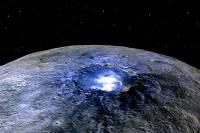 Ученые разгадали тайну ярких пятен на Церере