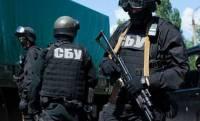 СБУ допускает связь задержанных диверсантов со спецслужбами РФ