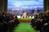 Французский премьер похвалил атмосферу на саммите по климату. Жаль, что толку никакого