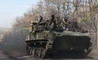 Боевики концентрируют под Алчевском, Первомайском и Донецком запрещенное вооружение /разведка/