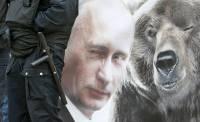 Русский медведь идет в обход