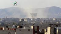 В результате обстрелов пригородов Дамаска погибло 28 человек