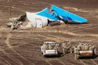 У Египта до сих пор нет доказательств того, что российский самолет стал жертвой теракта