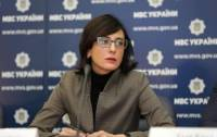 Деканоидзе предложила Авакову уволить начальника полиции Киева. Министр согласился