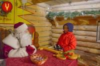 Главная резиденция Деда Мороза-2016 открывается в Древнем Киеве