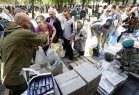 Каждому второму жителю Донбасса не хватает продуктов и лекарств