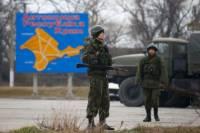 В Крыму около 20% автомобилей – с украинскими номерами