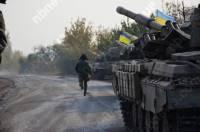 За сутки в зоне АТО украинские военные понесли одну потерю