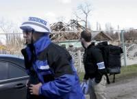 Боевики заявили, что будут ограничивать передвижение миссии ОБСЕ в направлении Новоазовска