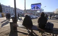 Трансляцию Путина в Крыму не захотели смотреть даже согнанные бюджетники