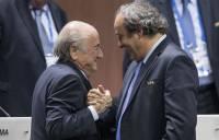 Блаттер и Платини отстранены от футбола на 8 лет