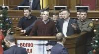 Депутаты заблокировали трибуну, требуя перевыборов в Кривом Роге