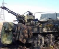 В районе Станицы Луганской во время разгрузки боеприпасов взорвались четверо боевиков /разведка/