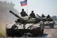 Боевики верхом на танках захватили «серое» Коминтерново и пытались проникнуть на подконтрольную Киеву территорию