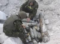 На Донбассе началось разминирование объектов на линии соприкосновения