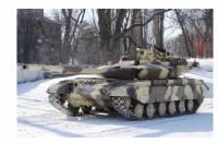 Силы АТО получат модернизированные танки Т-64