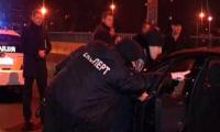 В Киеве задержан один из подозреваемых в обстреле такси и убийстве человека