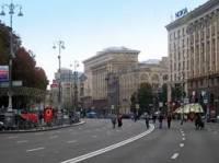 В Киеве может появиться бульвар Вацлава Гавела
