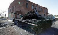 Разведка доложила, что в Коминтерново находится рота армии РФ