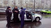 В Киеве произошла перестрелка. Ранены двое