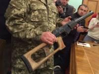 Свидетель в суде над российскими диверсантами опознал их «Винторез»