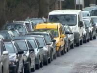 В очередях на украинско-польской границе застряли более 500 автомобилей