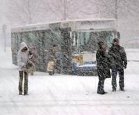 По всей Украине объявленo штормовое предупреждение