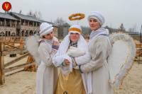 Не пропустите Рождественские праздники в «Парке Киевская Русь»