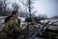 В рождественскую ночь боевики 51 раз обстреляли позиции сил АТО