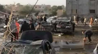 В Ливии смертник атаковал тренировочный лагерь полиции: около 50 погибших и более 120 раненных