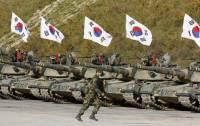 Южная Корея повысила боеготовность войск на границе с КНДР. Установлены  громкоговорители