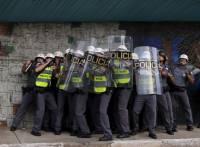 В Бразилии начались очередные массовые беспорядки