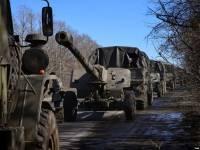 Боевики размещают запрещенное вооружение в направлениях Славянска и Мариуполя /разведка/
