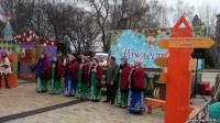 В аннексированном Крыму пели украинские колядки
