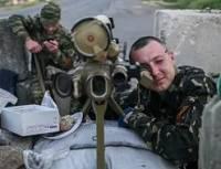 Боевики подтягивают подкрепление к правому флангу Светлодарского плацдарма