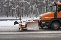 Более 500 машин спецтехники борются со снегопадом в Киеве
