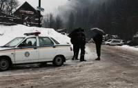 Резня в Драгобрате: фото с места событий