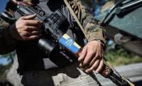 За прошедшие сутки на Донбассе погиб один украинский военный