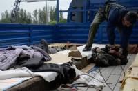 Россия отказывается помогать семьям боевиков хоронить погибших  /разведка/