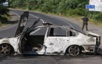 СБУ задержала участника июльской перестрелки в Мукачево