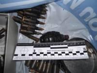 На Волыни обнаружен серьезный арсенал боеприпасов