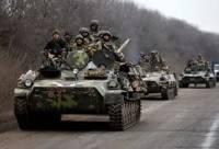 За последние сутки боевики 70 раз открывали огонь /АТО/