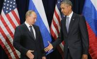 Обнародованы подробности вчерашнего телефонного разговора Обамы с Путиным