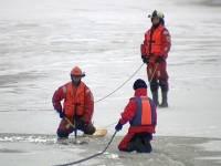 В Хмельницкой области ребенок провалился под лед. Спасатели оказались бессильны