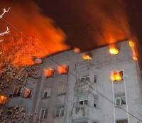На Донбассе прогремел взрыв в многоэтажке. Под завалами находятся люди
