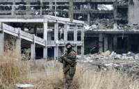 Наибольшее количество обстрелов зафиксировано в районе Донецкого аэропорта /АТО/